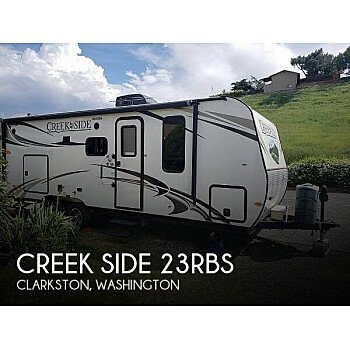2016 Outdoors RV Creekside for sale 300201981