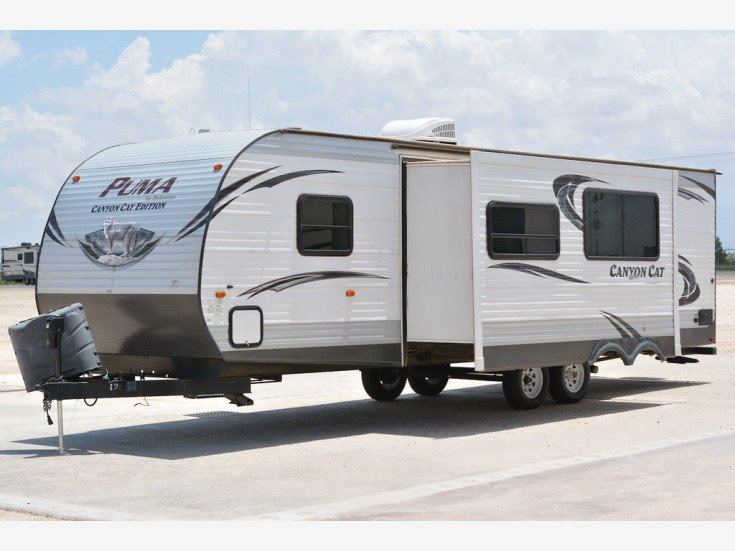 2016 Palomino Puma for sale 300321048