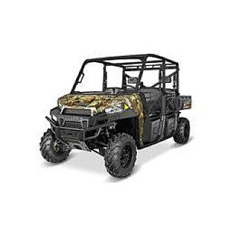 2016 Polaris Ranger Crew XP 900 for sale 200678417