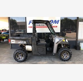 2016 Polaris Ranger XP 900 for sale 200794931