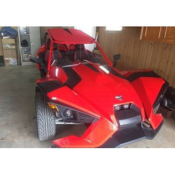 2016 Polaris Slingshot for sale 200617932
