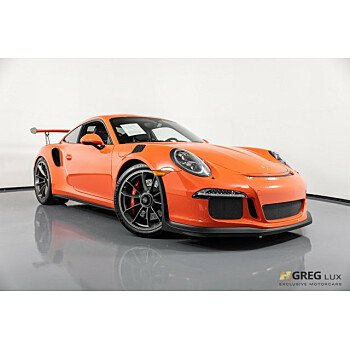 2016 Porsche 911 GT3 RS Coupe for sale 101027562