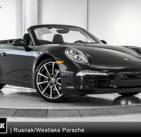 2016 Porsche 911 Carrera Cabriolet for sale 101031259