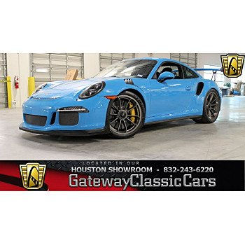 2016 Porsche 911 GT3 RS Coupe for sale 101050409