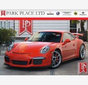 2016 Porsche 911 GT3 Coupe for sale 101055150