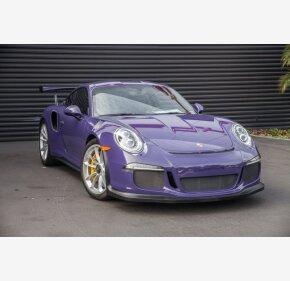 2016 Porsche 911 GT3 RS Coupe for sale 101058682