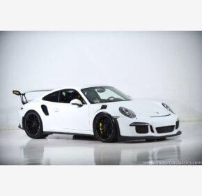 2016 Porsche 911 GT3 RS Coupe for sale 101065067
