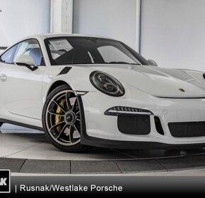 2016 Porsche 911 GT3 RS Coupe for sale 101078177