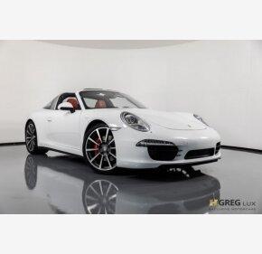 2016 Porsche 911 Targa 4S for sale 101099760