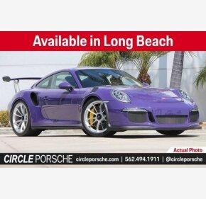 2016 Porsche 911 GT3 RS Coupe for sale 101131910