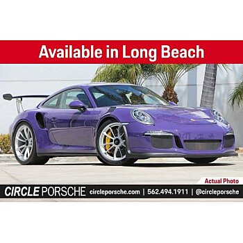 2016 Porsche 911 GT3 RS Coupe for sale 101131910