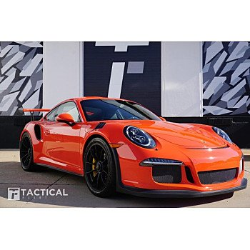 2016 Porsche 911 GT3 RS Coupe for sale 101140915