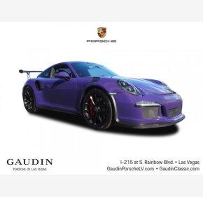 2016 Porsche 911 GT3 RS Coupe for sale 101145496