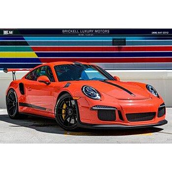 2016 Porsche 911 GT3 RS Coupe for sale 101155178