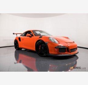 2016 Porsche 911 GT3 RS Coupe for sale 101193992