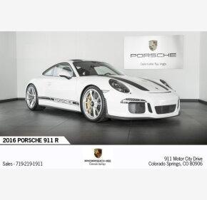 2016 Porsche 911 GT3 RS Coupe for sale 101209559