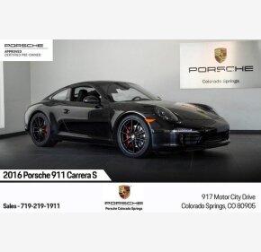 2016 Porsche 911 Coupe for sale 101209602