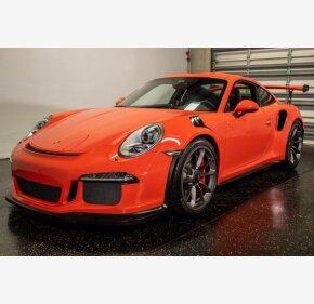 2016 Porsche 911 GT3 RS Coupe for sale 101216399