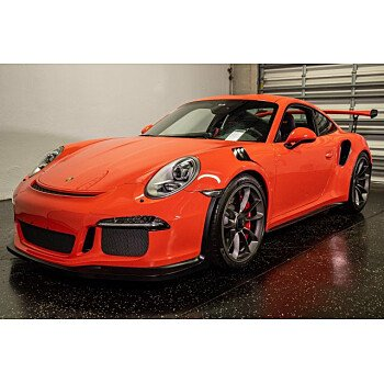 2016 Porsche 911 GT3 RS Coupe for sale 101216399