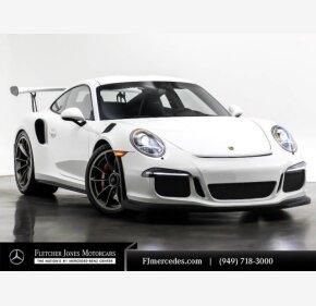 2016 Porsche 911 GT3 RS Coupe for sale 101271708