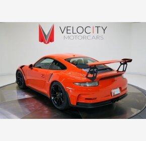 2016 Porsche 911 GT3 RS Coupe for sale 101300553