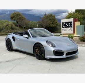 2016 Porsche 911 Cabriolet for sale 101301499