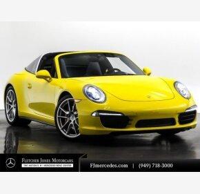 2016 Porsche 911 Targa 4S for sale 101328173