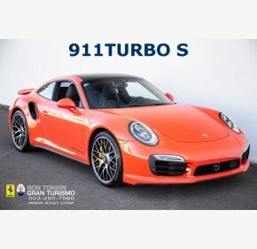2016 Porsche 911 Turbo S for sale 101349813