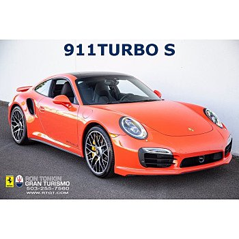 2016 Porsche 911 Turbo S for sale 101349813