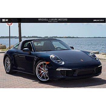 2016 Porsche 911 Targa 4S for sale 101359934