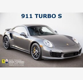 2016 Porsche 911 Turbo S for sale 101373058
