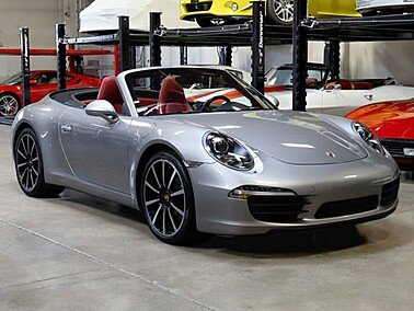 2016 Porsche 911 Carrera Cabriolet for sale 101393332