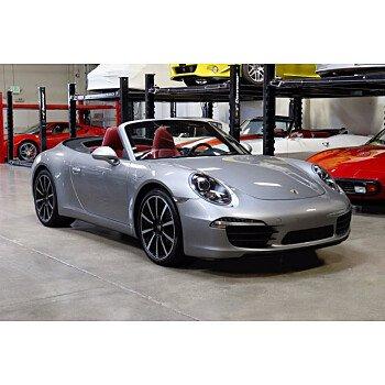 2016 Porsche 911 Carrera Cabriolet for sale 101393332