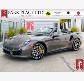 2016 Porsche 911 Turbo S for sale 101467742