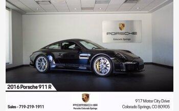 2016 Porsche 911 for sale 101536643