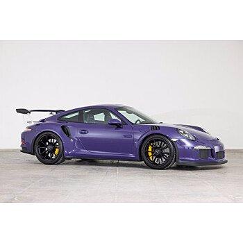 2016 Porsche 911 for sale 101608605