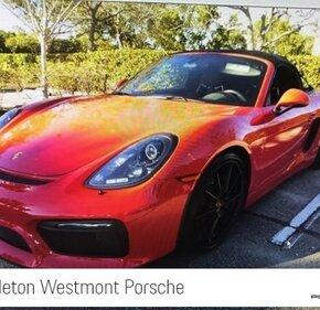 2016 Porsche Boxster Spyder for sale 101104593