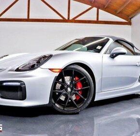 2016 Porsche Boxster Spyder for sale 101283785