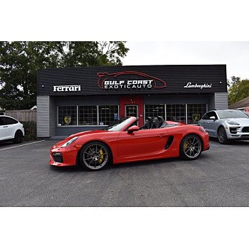 2016 Porsche Boxster for sale 101397311