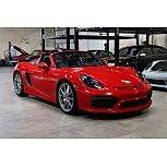 2016 Porsche Boxster Spyder for sale 101627417