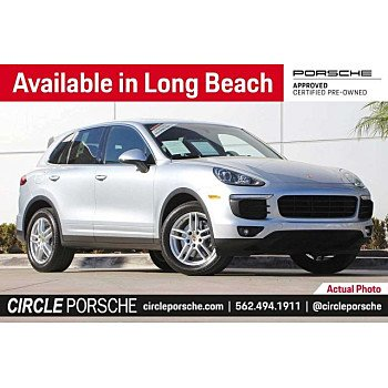 2016 Porsche Cayenne for sale 101055194