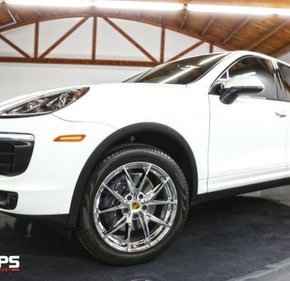 2016 Porsche Cayenne for sale 101086010