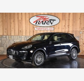 2016 Porsche Cayenne S for sale 101100195