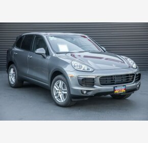 2016 Porsche Cayenne for sale 101103803