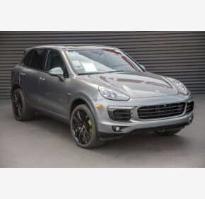 2016 Porsche Cayenne S E-Hybrid for sale 101111285