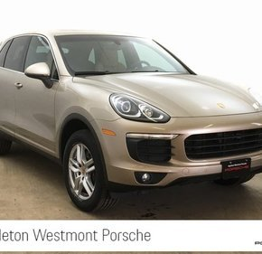 2016 Porsche Cayenne for sale 101113602