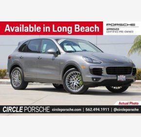 2016 Porsche Cayenne S E-Hybrid for sale 101121508