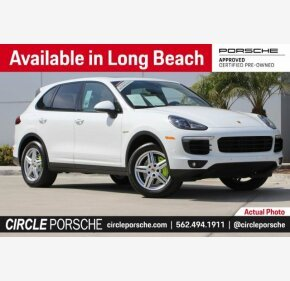 2016 Porsche Cayenne S E-Hybrid for sale 101124955