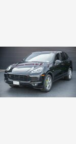 2016 Porsche Cayenne S E-Hybrid for sale 101210929