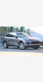 2016 Porsche Cayenne for sale 101228075